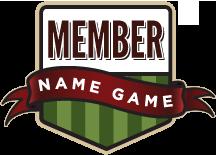 Member Name Game